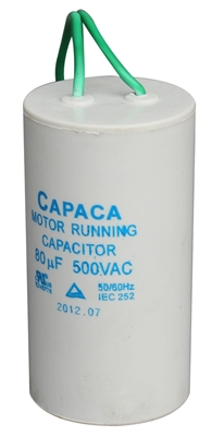 Run Capacitor For Duro 220v Power Unit Replacement
