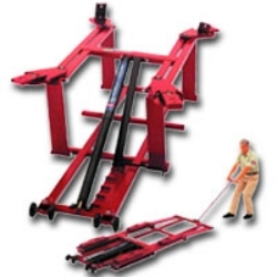 Lift Portable 6000lbs Drive Over Air