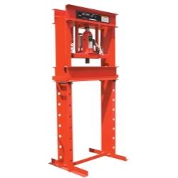 Bottle Jack 20 Ton Shop Press W Air Hydraulic Shop Presses